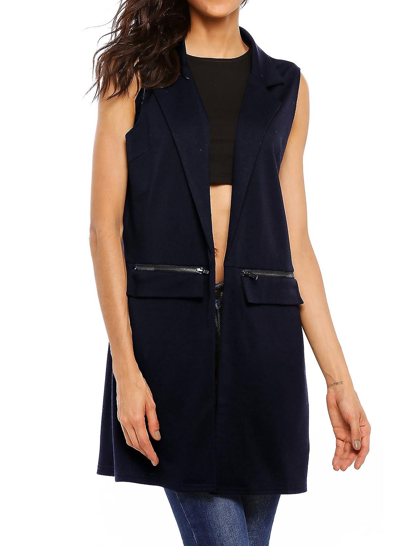 1df796aa867 Top 10 wholesale Sleeveless Blazer - Chinabrands.com