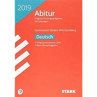 Abiturprüfung BaWü - Deutsch