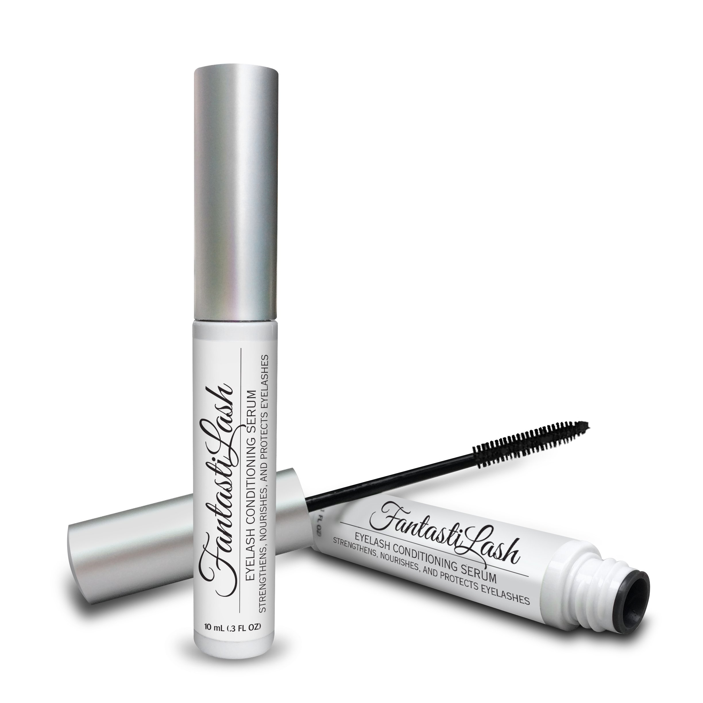 Hairgenics Pronexa FantastiLash – Eyelash Conditioner & Brow Conditioning Serum with Castor Oil Strengthens, Nourishes and Protects for Perfect Eyelashes and Brows.