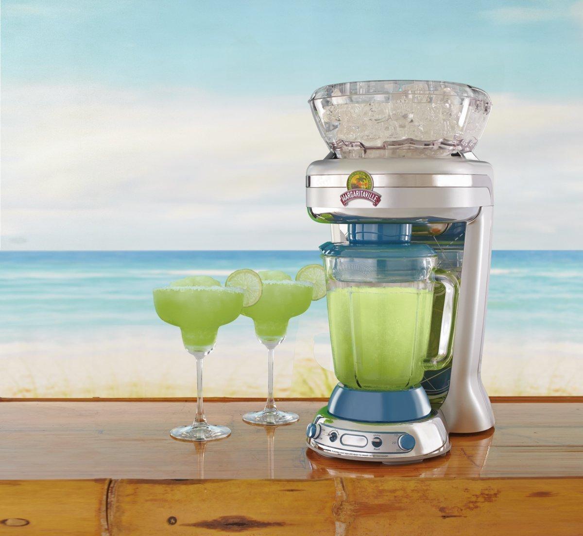 Margaritaville Key West Frozen Concoction Maker with Easy Pour Jar and XL Ice Reservoir, DM1900 by Margaritaville (Image #7)