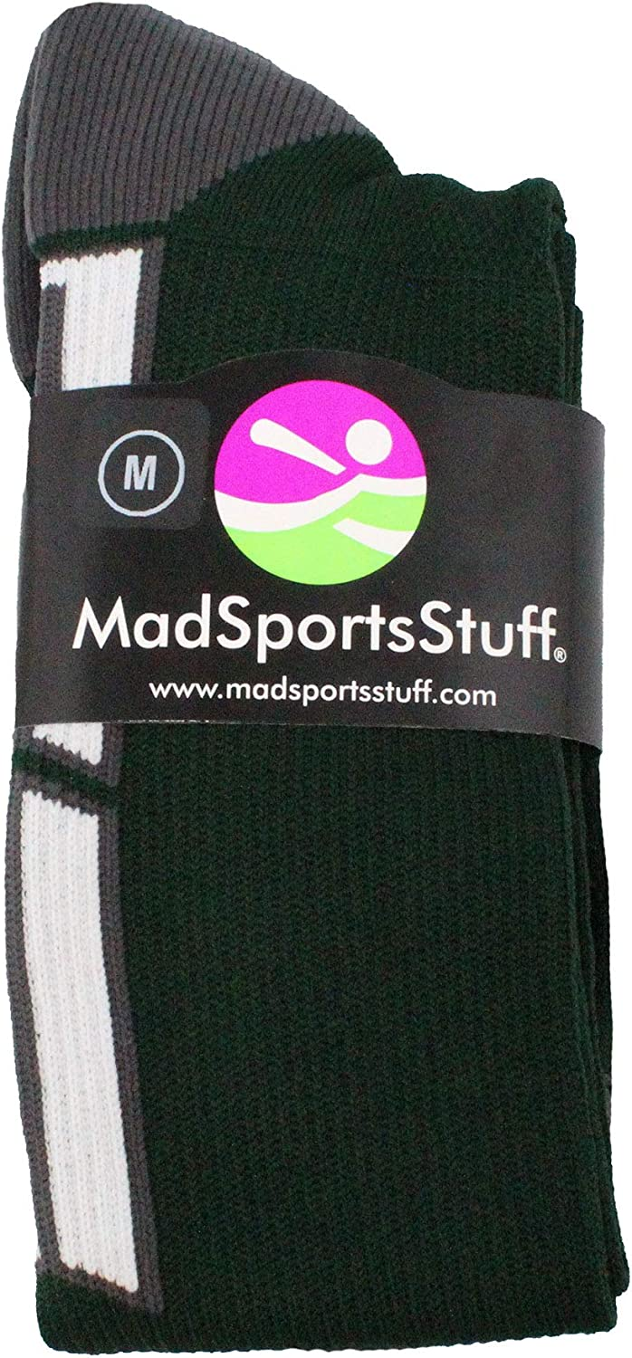 Multiple Colors MadSportsStuff Wild Paw Over The Calf Socks