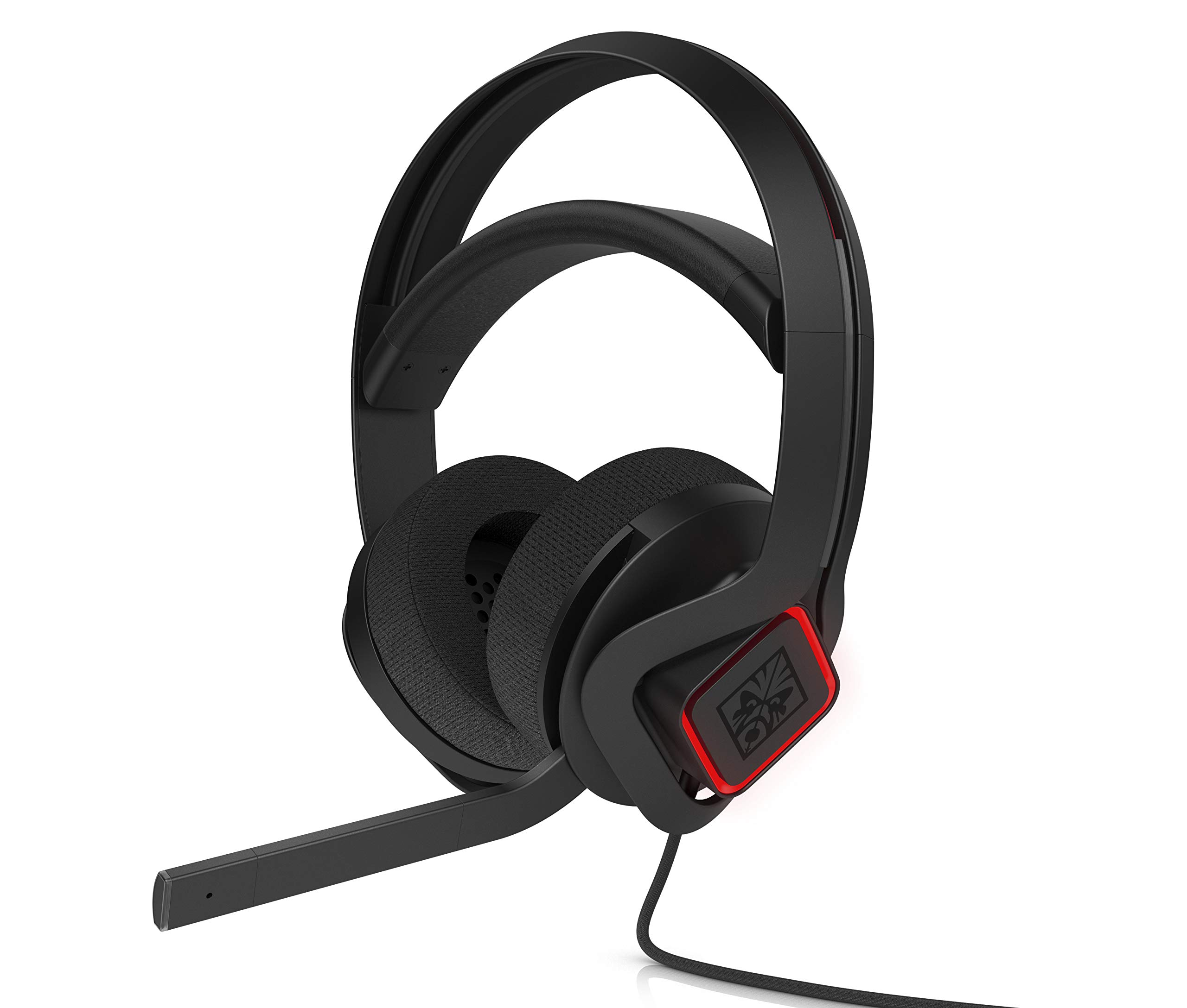 OMEN by HP Mindframe PC Gaming Headset with World's First FrostCap Active Cooling Technology (black) by HP