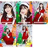 【指原莉乃】 公式生写真 HKT48 2018年11月 vol.2 個別 5種コンプ