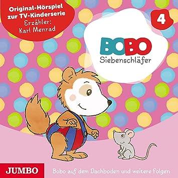 Bobo Siebenschlafer 4 Bobo Auf Dem Dachboden Un By Karl Menrad