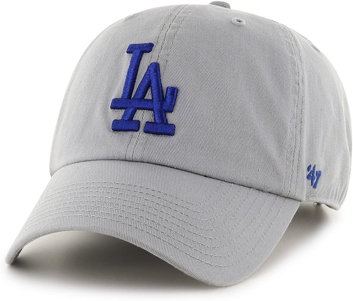 MVP Los Angeles Dodgers royal 47 Brand Relaxed Fit Cap