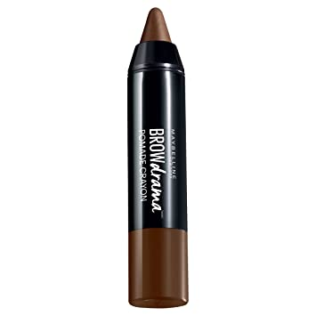 a5c34b8d1e9 Buy Maybelline Brow Drama Crayon, 2 Medium Brown Online at Low Prices in  India - Amazon.in