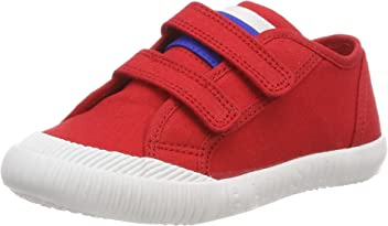 Le Coq Sportif Nationale Infant Sport Unisex red Sneakers Shoes