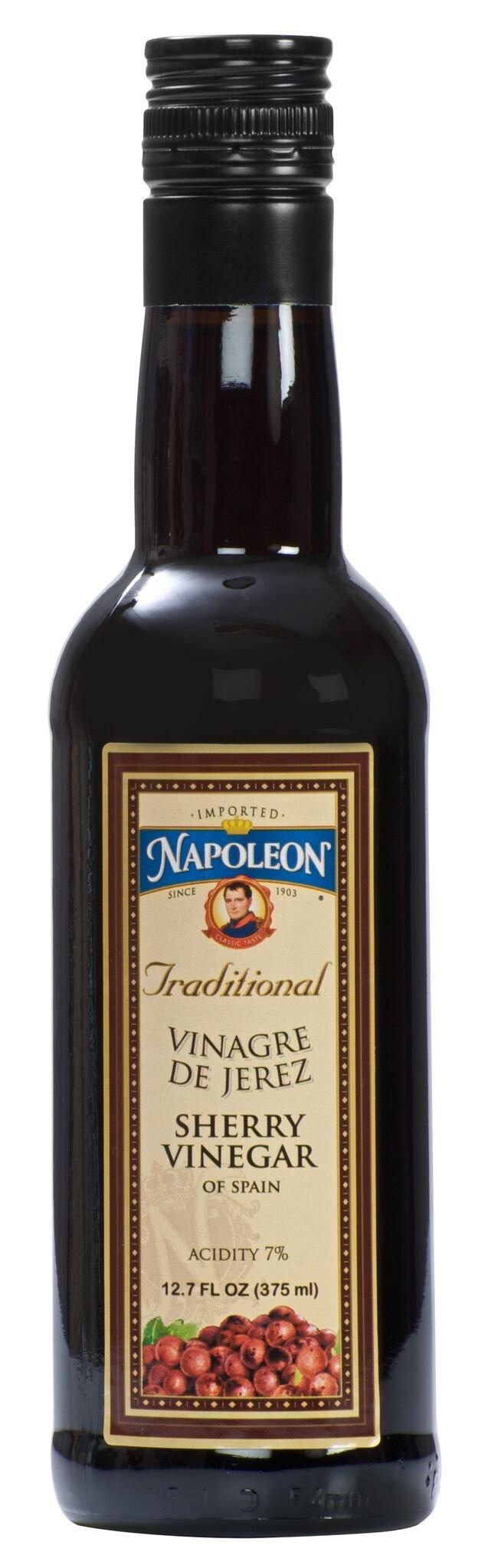 Napoleon Sherry Vinegar, 12.7 Ounce by Napoleon