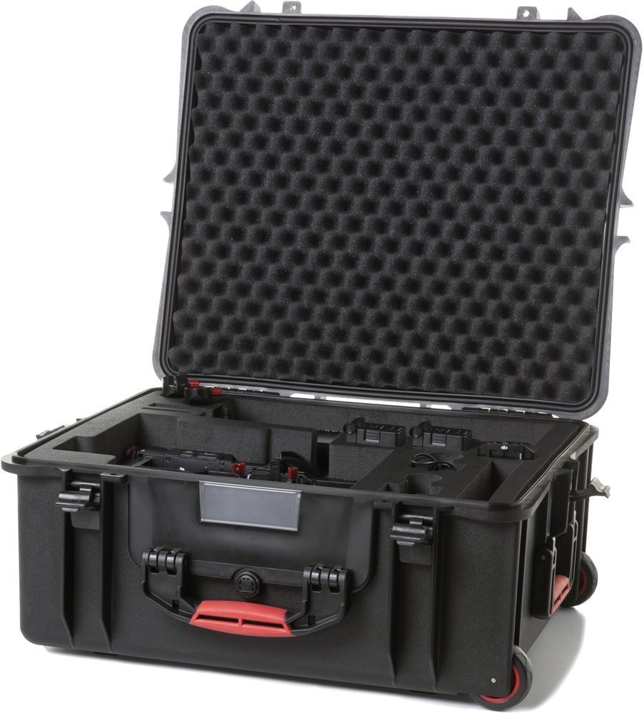 HPRC HPRC2700WROM Wheeled Hard Case for DJI Ronin-M (Black) [並行輸入品] B0160M0PDI