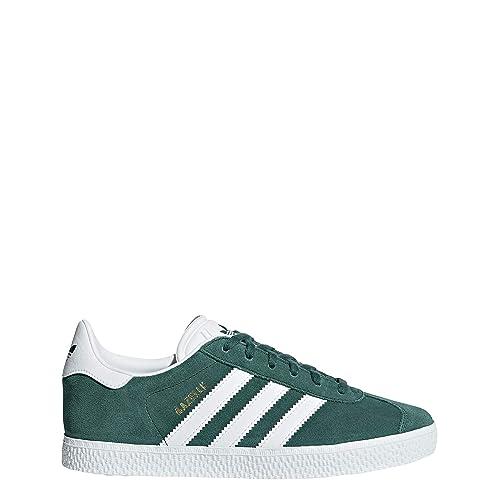 zapatillas adidas gazelle mujer verdes