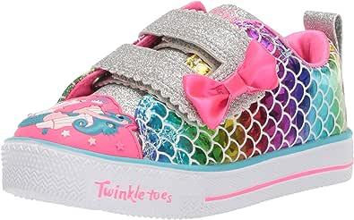 Skechers Shuffle Lite - Mermaid Parade Girls Sneakers