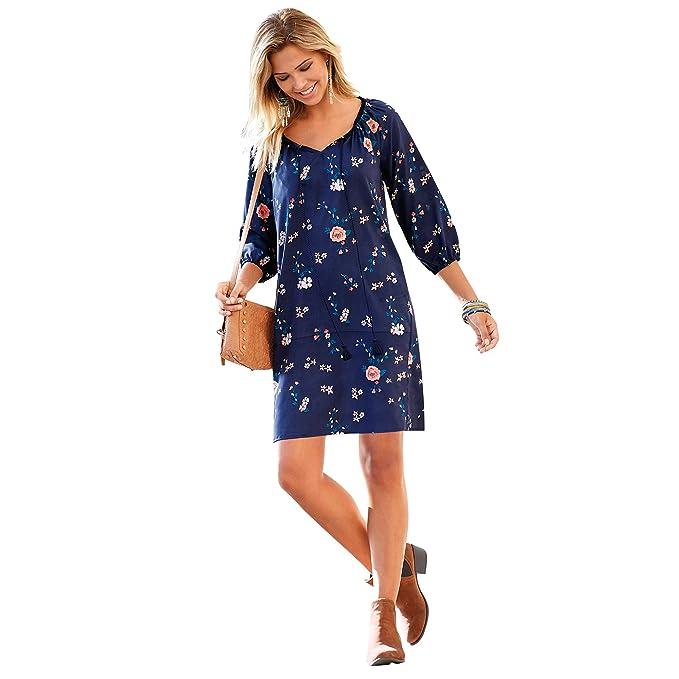 VENCA Vestido Tipo túnica Mujer by Vencastyle - 010248: Amazon.es: Ropa y accesorios