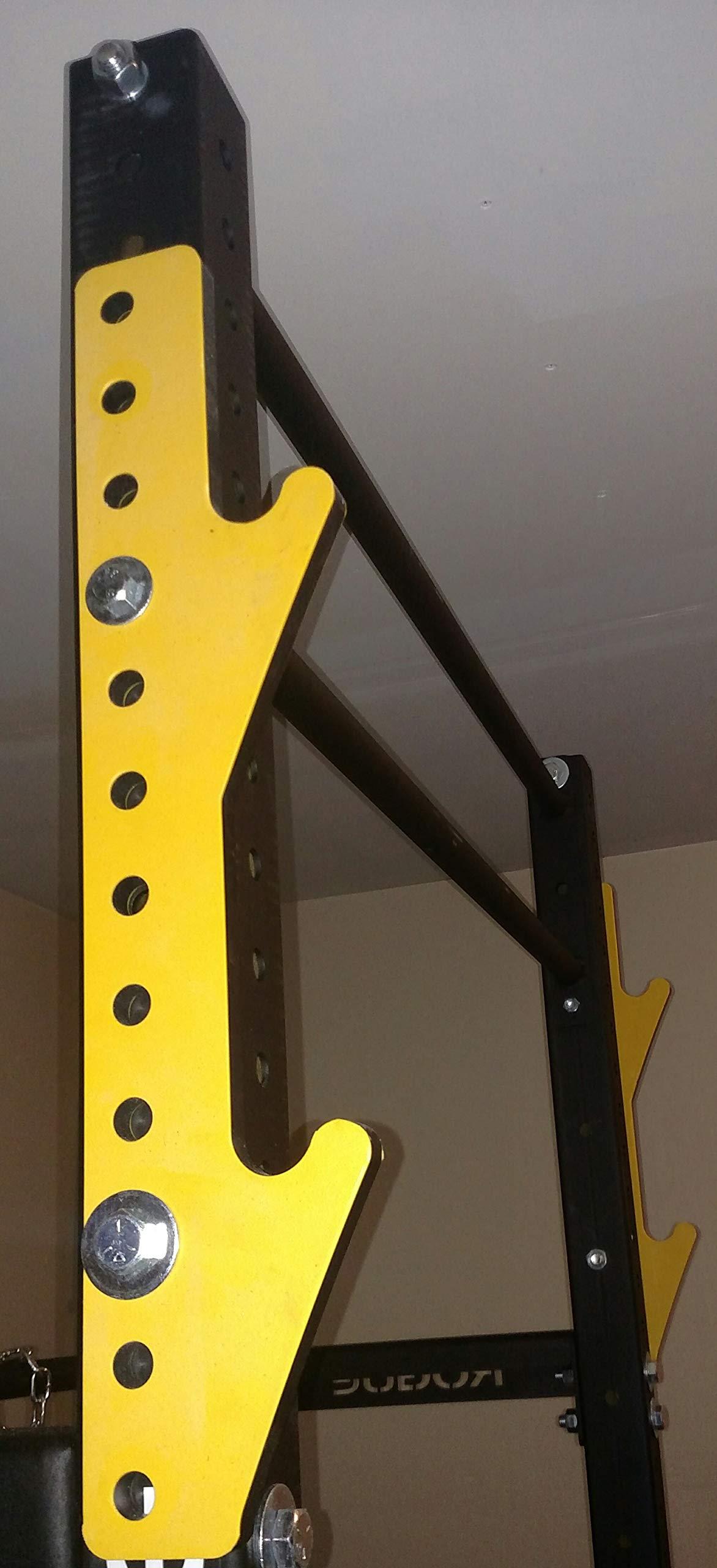 Custom Design Crafts Plastic Salmon Ladder Mini, Green