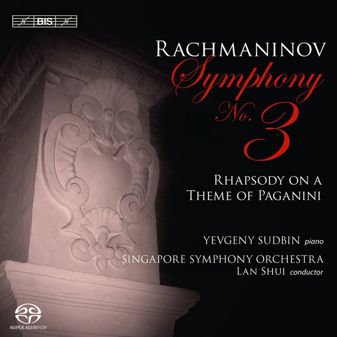 RACHMANINOV / SINGAPORE SYM ORCH / SHUI