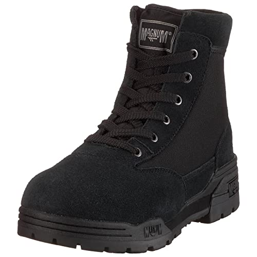 9828e9fc374 Magnum Hi Tec - Magnum CLASSIC MID SUEDE schwarz Boots Stiefel Größe ...