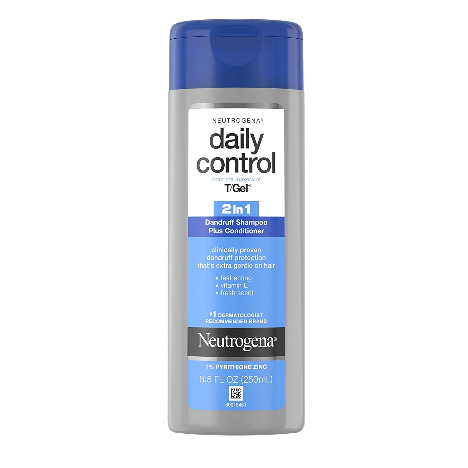 Neutrogena T/Gel Daily Control Anti-Dandruff Shampoo Plus Conditioner