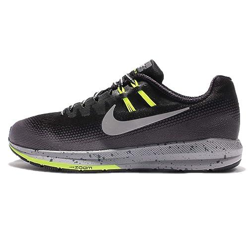 Nike 849581-001, Zapatillas de Trail Running para Hombre, Negro (Black/Metallic Silver/Dark Grey), 38.5 EU: Amazon.es: Zapatos y complementos