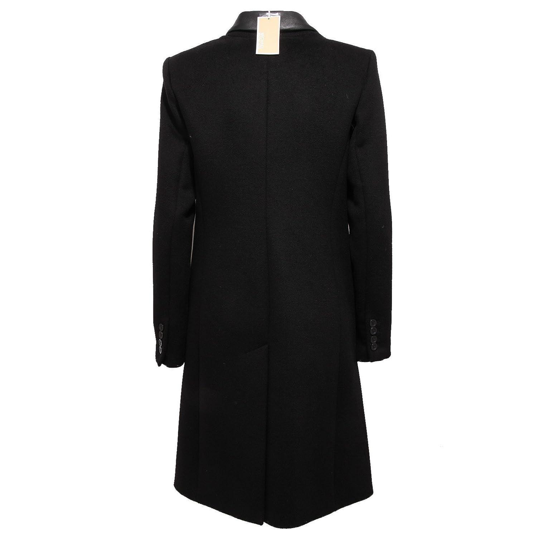 Michael Kors 9209U cappotto donna nero coat jacket woman [6]: Amazon.es: Ropa y accesorios