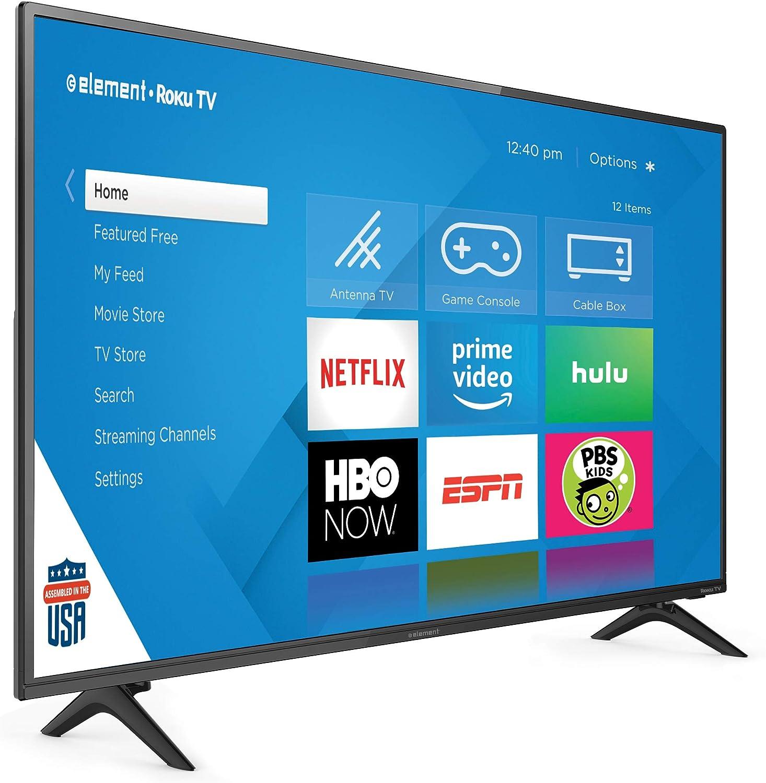 Amazon Com Element E4sw5017rku 50in 4k Roku Tv Electronics