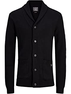 JACK   JONES Herren Strickjacke Jordrew Knit Cardigan  Amazon.de ... 64d8c5f995