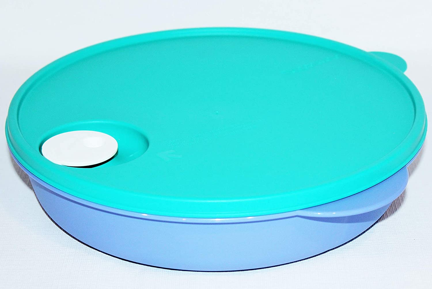 Amazon.com: Tupperware crystalwave dividido Plato de postre ...