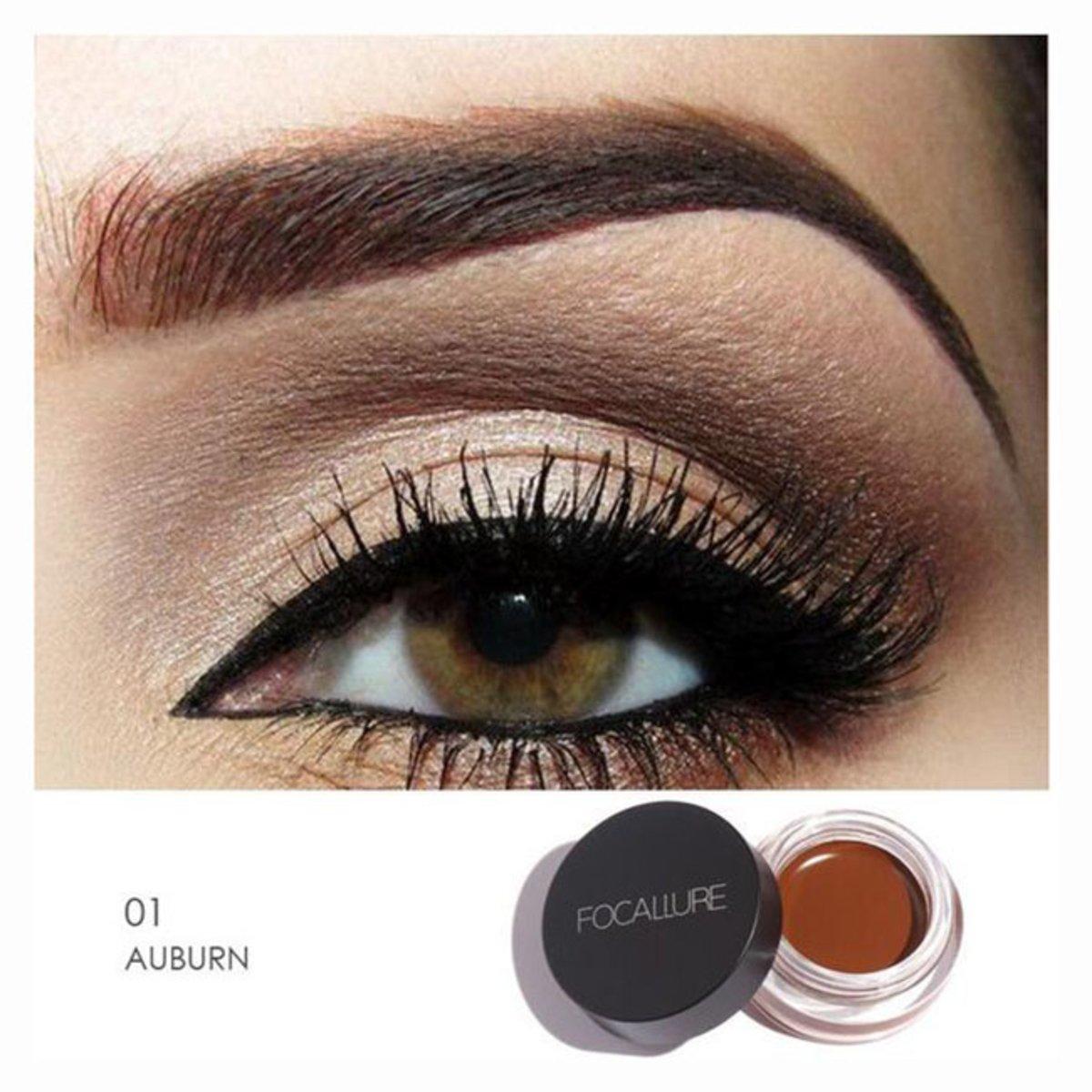 Buy Cgt Focallure Pomade Eyebrow Color Cream Waterproof Long Lasting