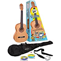 eMedia My Guitar Beginner Pack for Kids, 1/2 Size, 30-Inch