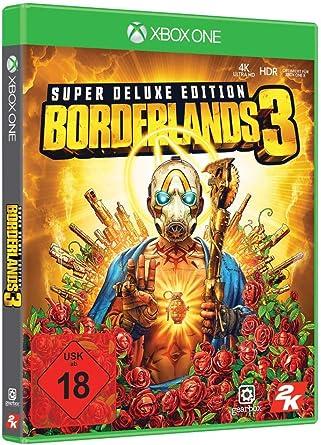Borderlands 3 Super Deluxe Edition - Xbox One [Importación alemana ...