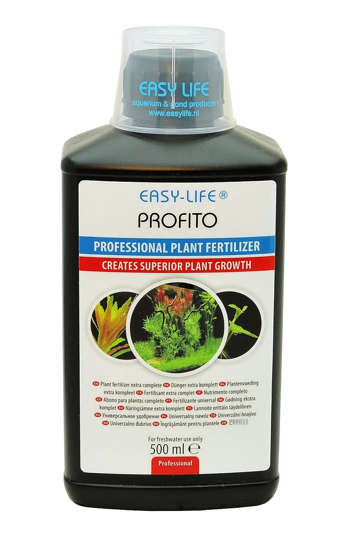 Easy Life profito 500 ml Planta abono Fertilizante para sus plantas Acuario Plantas: Amazon.es: Productos para mascotas