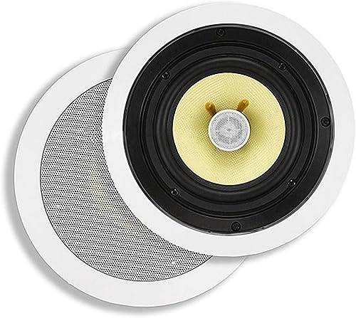 Monoprice 2-Way In-Ceiling Speakers