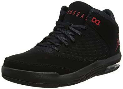 NIKE - Air Jordan Flight Origin 4-921196002 - Color: Black - Size: