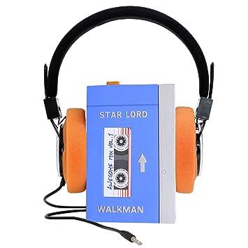 Amazon.com: Invent Star Lord estilo Walkman Hi-Fi ...