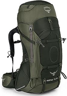 2955872c4 North Face Unisex's Cobra 60 Backpack Golden/TNF Black/Summit Gold ...