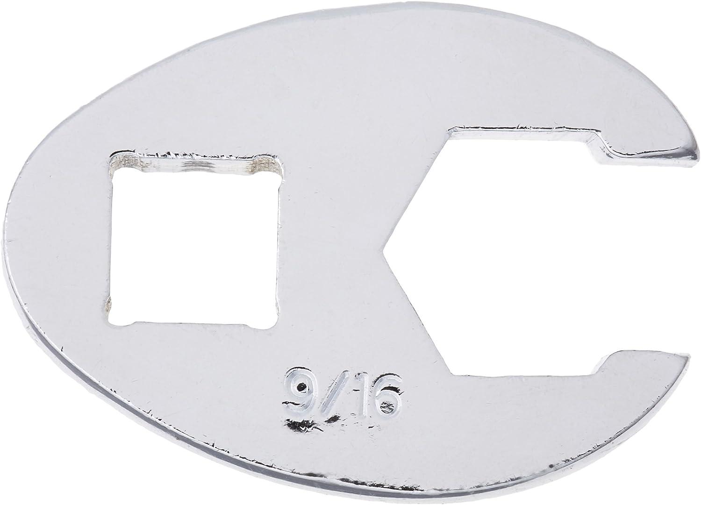 "EA K Tool KTI-27316 16mm x 3//8/"" Drive Metric Flare Nut Crowfoot Wrench"