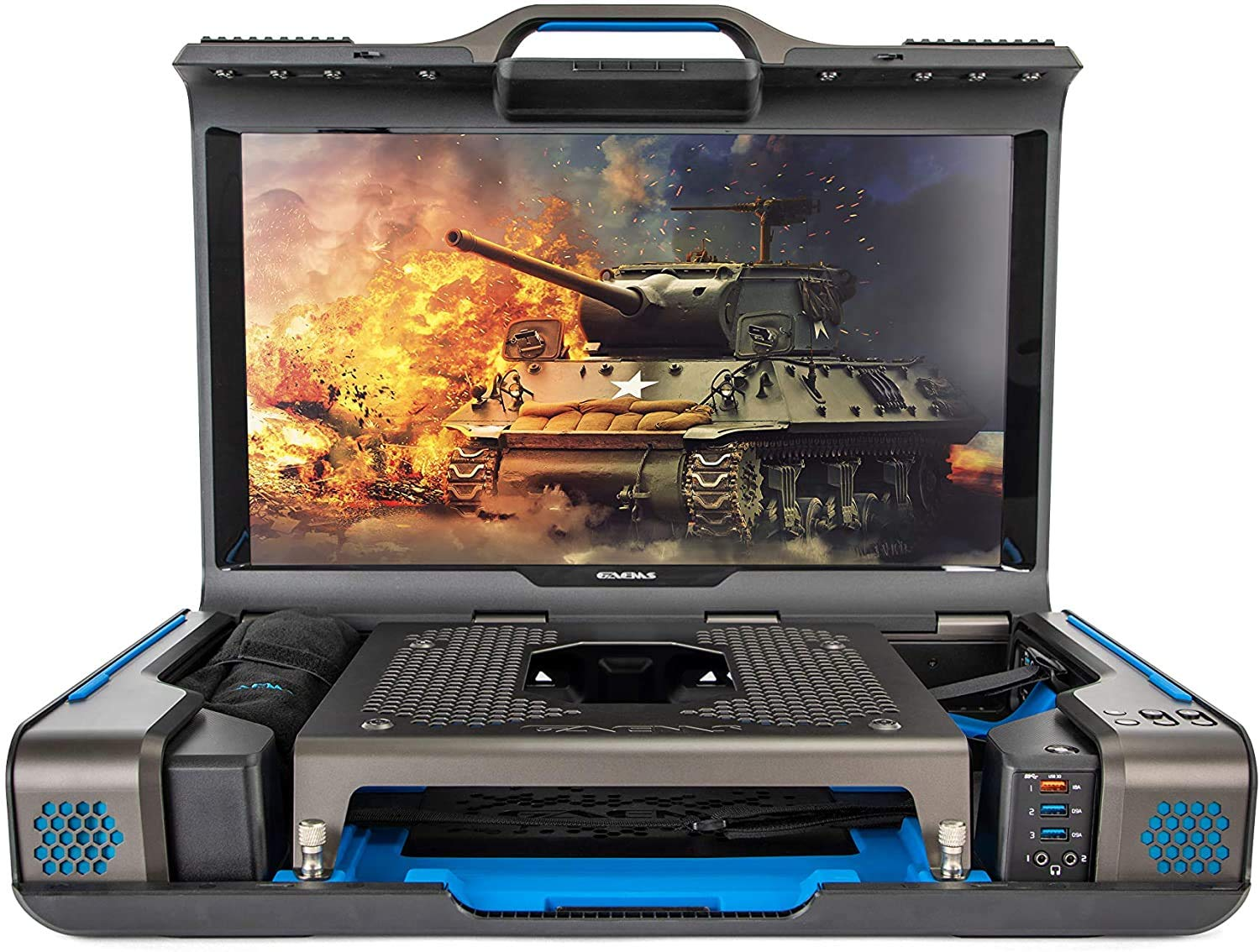 GAEMS Guardian Pro Xp - Ultimate Gaming Environment for PS4, Pro, Xbox One S, Xbox One X, Atx PC ( Consoles Not Included) - Not Machine Specific
