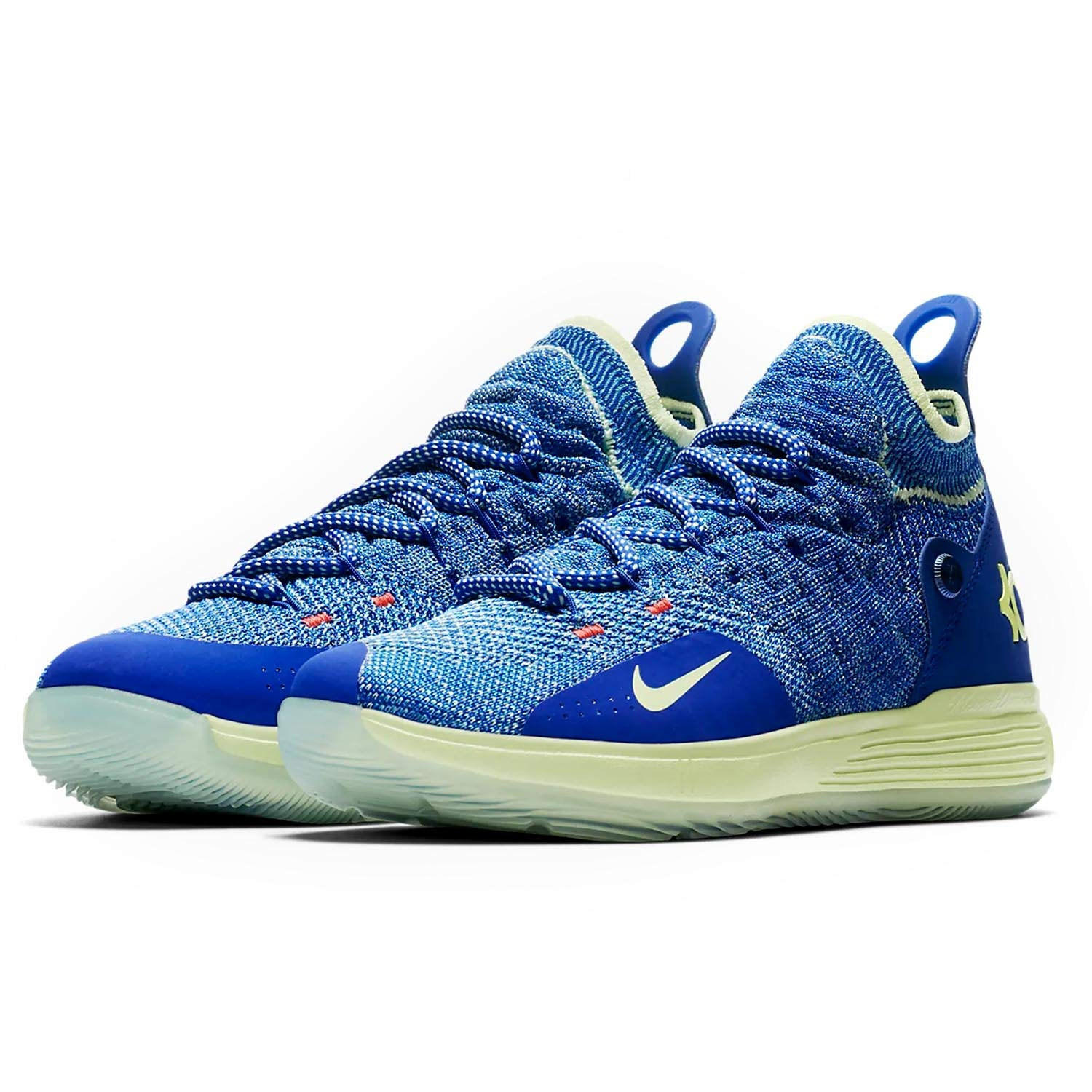 Nike KD11 (GS) Kids Basketball Shoes (5 M US Big Kid, Multi-Color/Multi-Color) by Nike (Image #1)