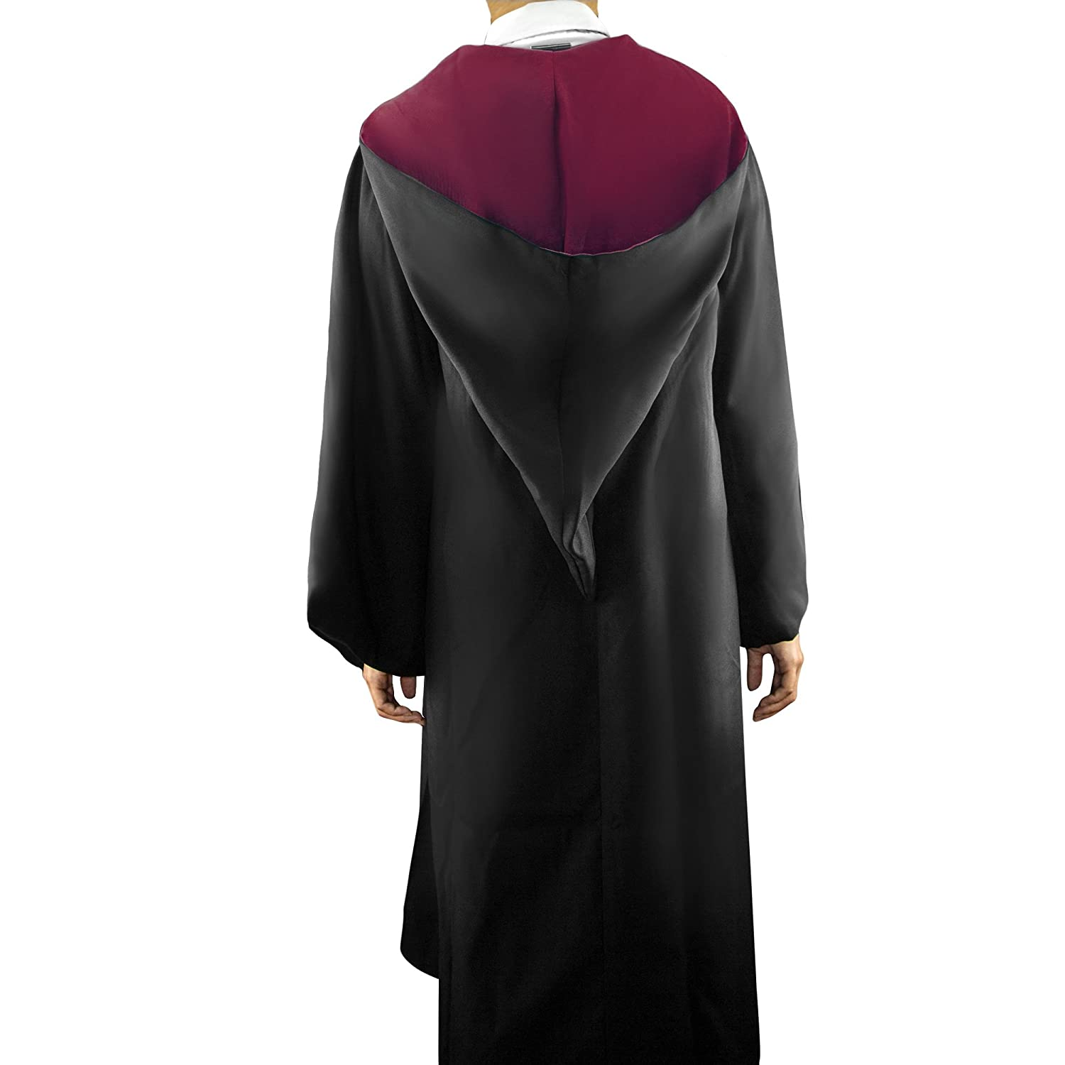 Amazon.com: Harry Potter Authentic Tailored Wizard Robes Cloak by ...