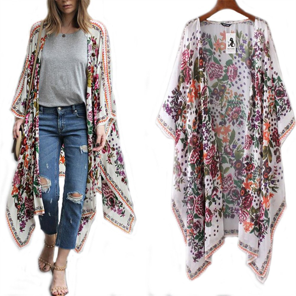 1a862ca73a Top 10 wholesale Black Kimono Beach Cover Up - Chinabrands.com