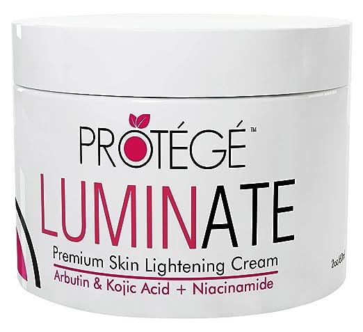 7 opinioni per Protégé Luminate Crema schiarente, per la pelle, naturale/riduce le macchie