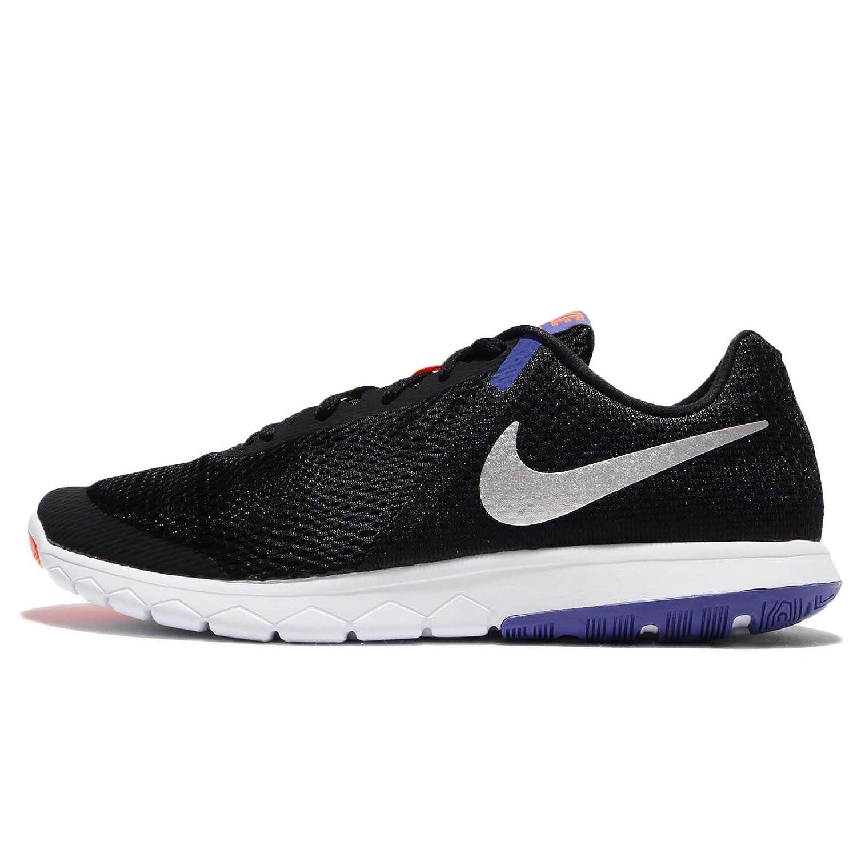 (ナイキ) フレックス エクスペリエンス RN 6 メンズ ランニング シューズ Nike Flex Experience RN 6 881802-012 [並行輸入品] B075TWDKX8 27.0 cm BLACK/CHROME-PERSIAN VIOLET