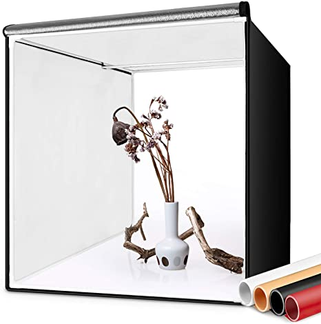 FOSITAN Caja de Fotografía 60 * 60cm/24