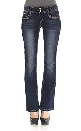 Cheap Bootcut Jeans For Juniors - Xtellar Jeans