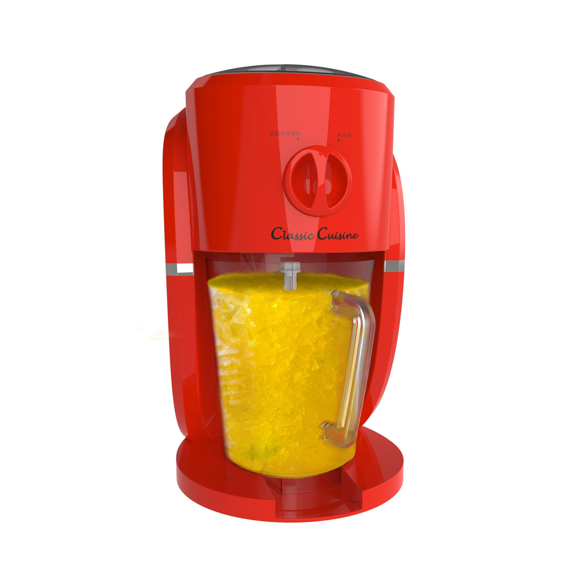 Frozen Drink Maker, Mixer and Ice Crusher Machine for Margaritas, Pina Coladas, Daiquiris, Shaved Ice Treats or Slushy Desserts by Classic Cuisine by Classic Cuisine (Image #6)
