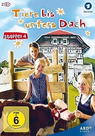 Amazon Com Tiere Bis Unters Dach Staffel 4 Movies Tv