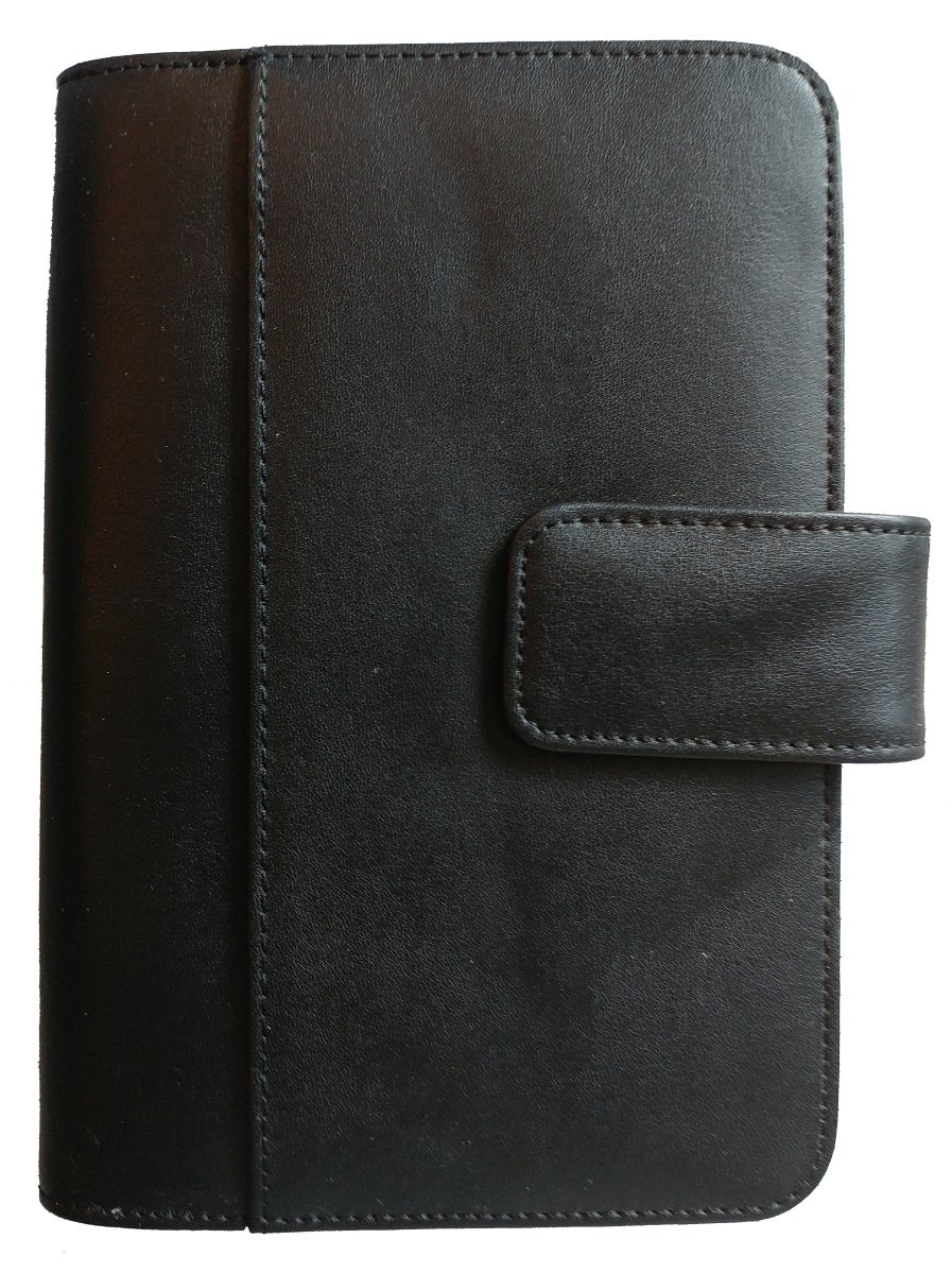 Mundi Credit Card Sleeve Wallet Black