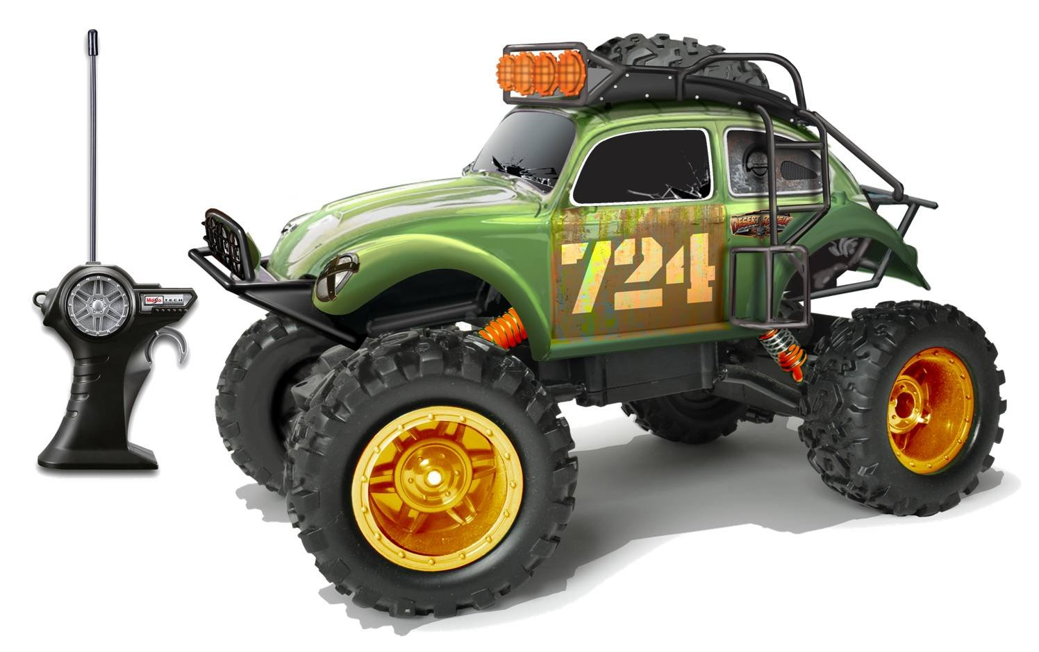 Best Rated In Toy Rc Vehicles Helpful Customer Reviews Dump Truck Off Road Music Remote Control 14 Cm Maisto Desert Rebel Volkswagen Beetle Radio Vehicle 110 Scale Product Image