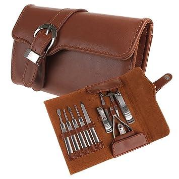 Artikle Leather Corporate Manicure Set Luxury/Deluxe
