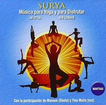 UTTAL / LEIBACH - UTTAL / LEIBACH SURYA - MUSICA PARA YOGA Y ...