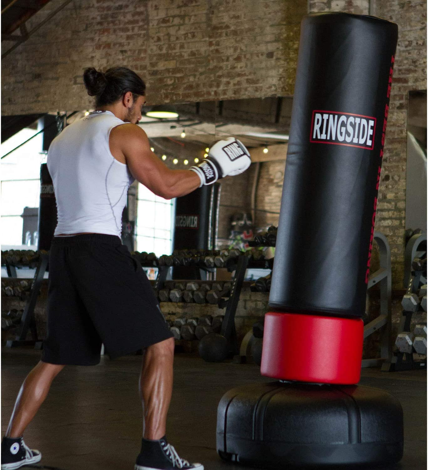 Ringside Elite Free-Standing Fitness Punching Bag
