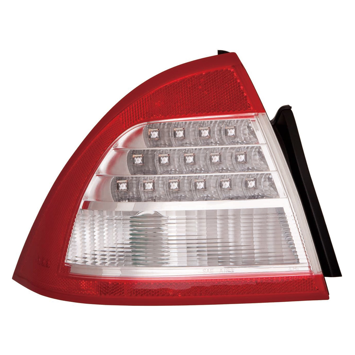 OE Replacement Tail Light MERCURY MILAN 2006-2009 Multiple Manufacturers FO2818128R Partslink FO2818128